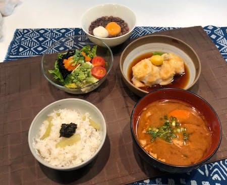 Japanes popular menu