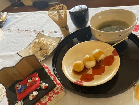 Let' drink  Macha (Tea ceremony  experiense)and