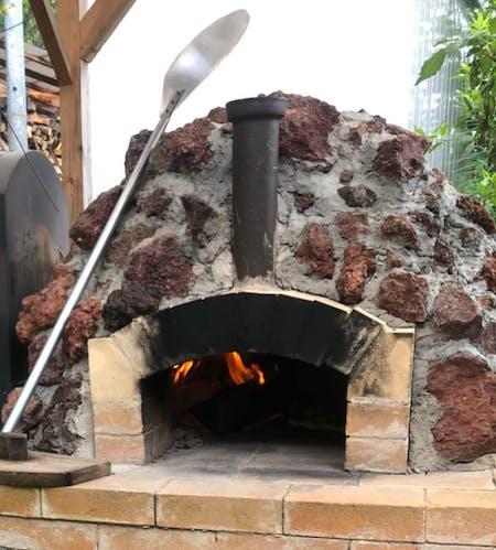 和風味のピザ作り  スイーツ作り  薪ストーブ料理作り  家庭料理作り