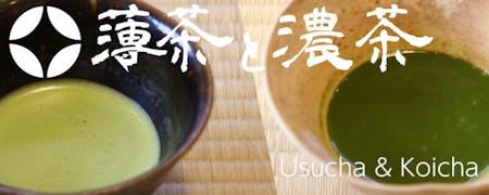 Authentic Tea Ceremony Experience( Usucha and Koicha/Both)