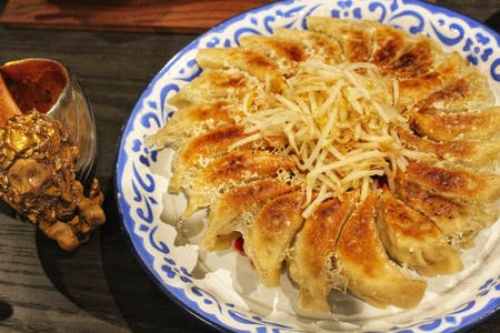 Start at 08:00/18:00(Japan time)ONLINE Gyoza from scratch class\r\n(Veggie/Vegan/gluten-free \r\nveggie non-veggie mixed class \r\ngluten-free glutted mixed class options)\r\nYen 6000/2 PEOPLE\r\n