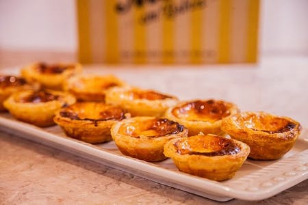 Pastel de Nata Online Workshop - from Lisbon