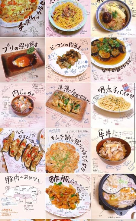 Cooking together in Osaka