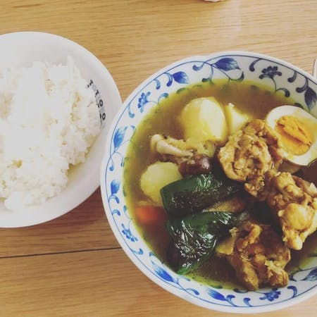 Online \'Soup Curry\' cooking class from Hokkaido to the world