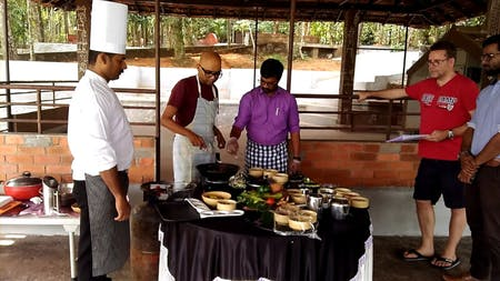 5 day Live Online Authentic Indian Cooking Class led by Chef & team