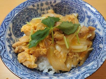 ONLINE | OYAKODON Cooking Class for Beginner/初級者向け「親子丼」料理教室