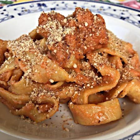 Online Vegan italian cooking class: fresh pasta and tuscan ragù