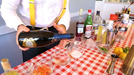 ONLINE | Italian Aperitif & Cocktails lesson | Live from Sorrento