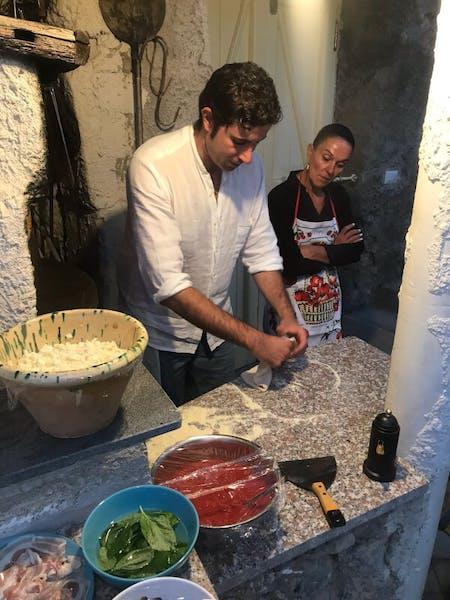 Positano Pizza Experience online tutorial