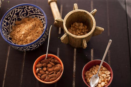 Lift the lid on Moroccan Cuisine: Introductory online cooking course - Five 1 hour workshops