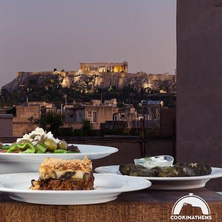 Online Greek Cooking Class