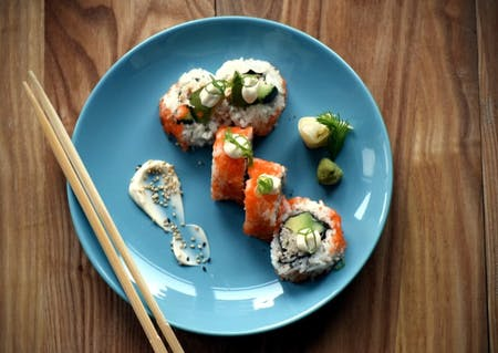 Sushi Maki Rolls - Online Cooking Class