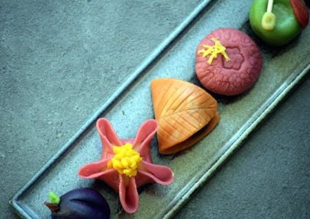 Traditional Wagashi Sweets - Online Cooking Class