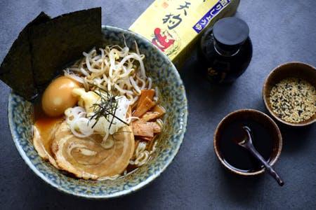 Shoyu Ramen - Online Cooking Class