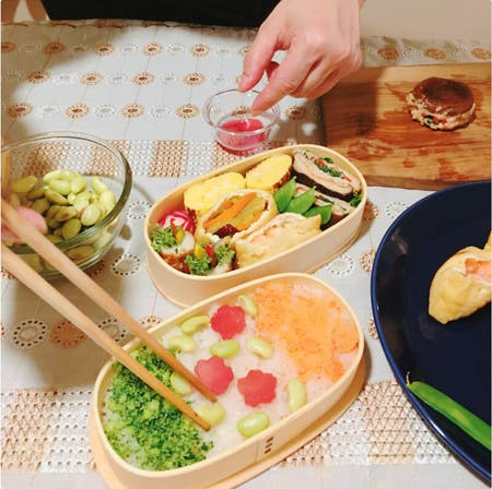 Bento & Japanese Nerikiri Sweet making class