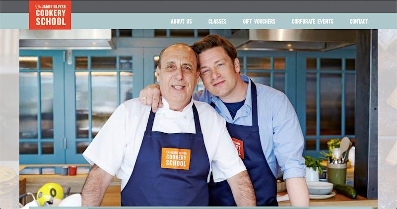 The Jamie Oliver Cookery School