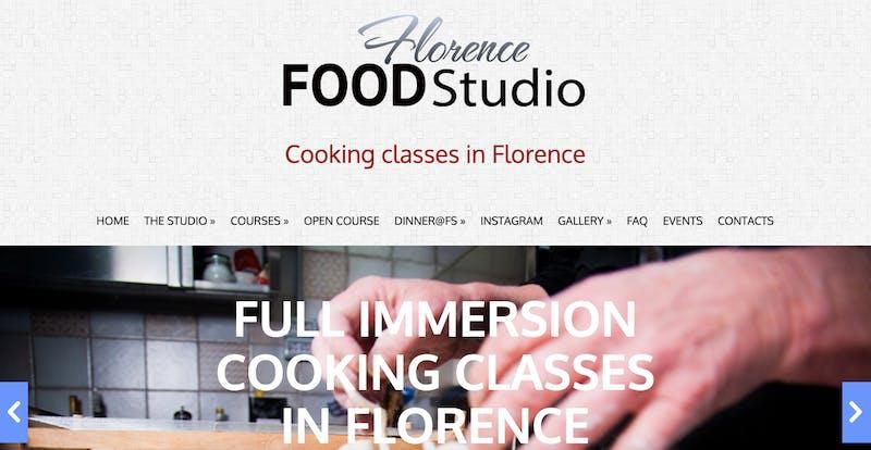 The Florence Food Studio