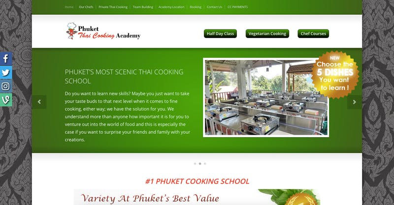Phuket Thai Cooking Academy