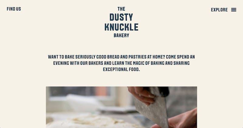 The Dusty Knuckle Bakery