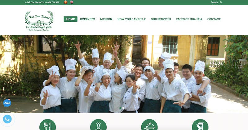 The Hua Sua School For Culinary Arts