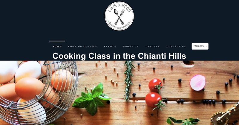 Cooking Class in the Florence Chianti Hills