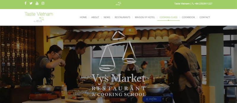 Taste Vietnam Cooking Class