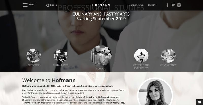 Hofmann Culinary and Pastry Arts