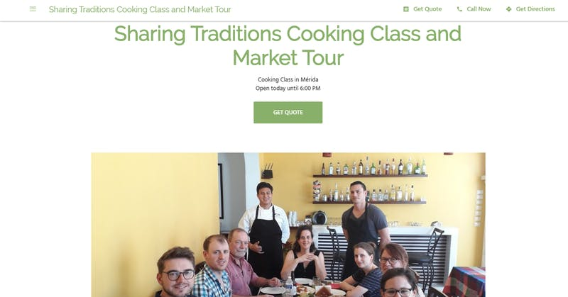 Sharing Traditions Yucatecan Cooking Class And Market Tour