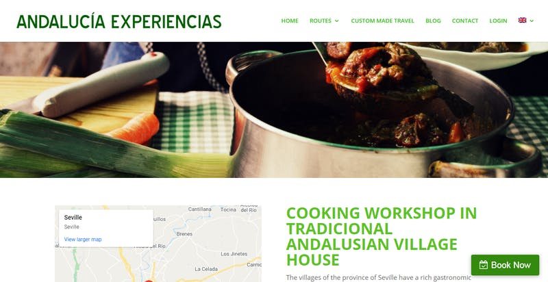 Andalucia Experiences: Cooking Workshop in Traditional Andalusian Village House
