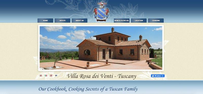 Cooking Class Villa Rosa dei Venti