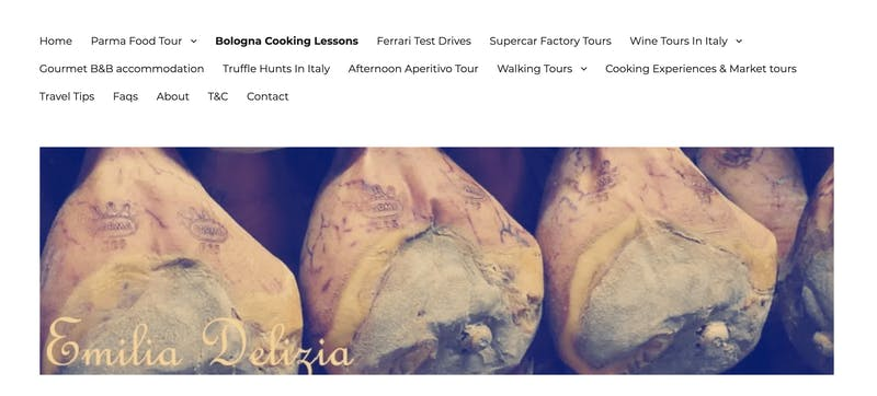 Emilia Delizia's Cooking Class In Bologna With Market Tour