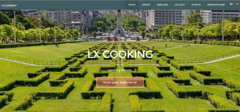 LX Cooking Class