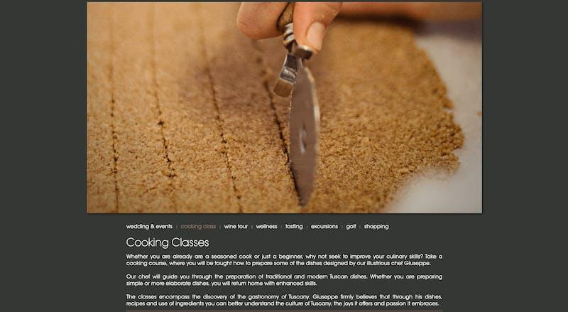 La Corte Dei Papi Cooking Class