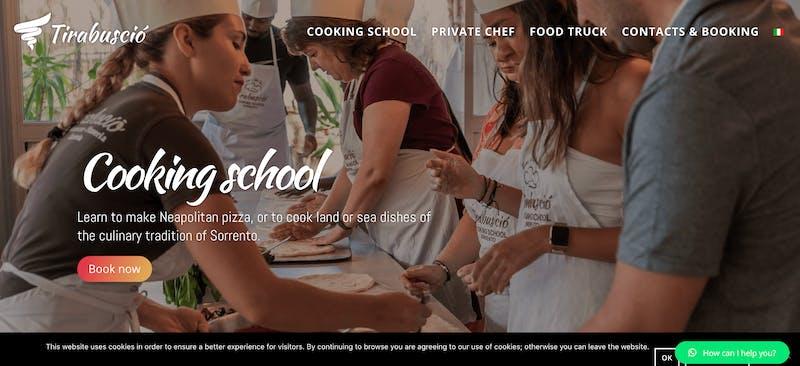 Tirabuscio Cooking School