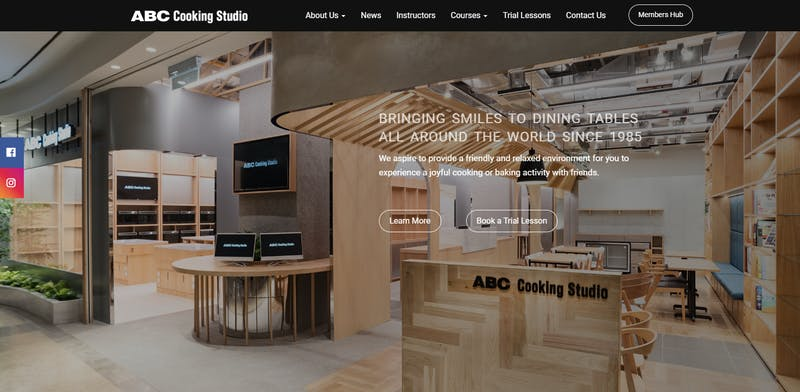 Cooking Classes at ABC Cooking Studio Malaysia - The Gardens Mall Studio