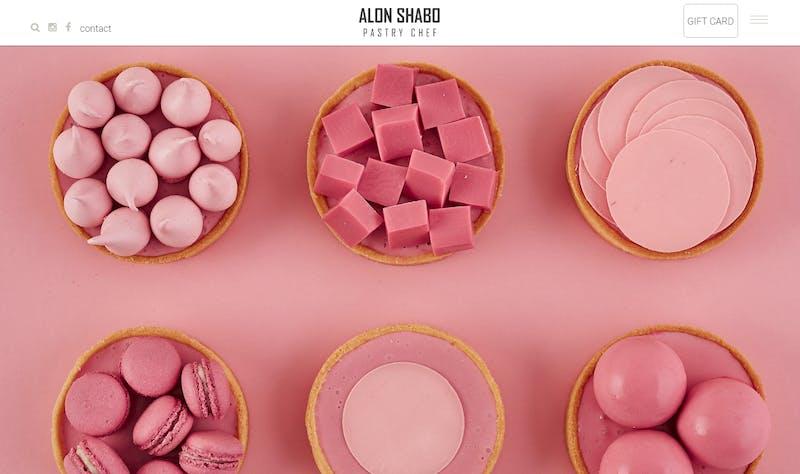 Alon Shabo Pastry Chef