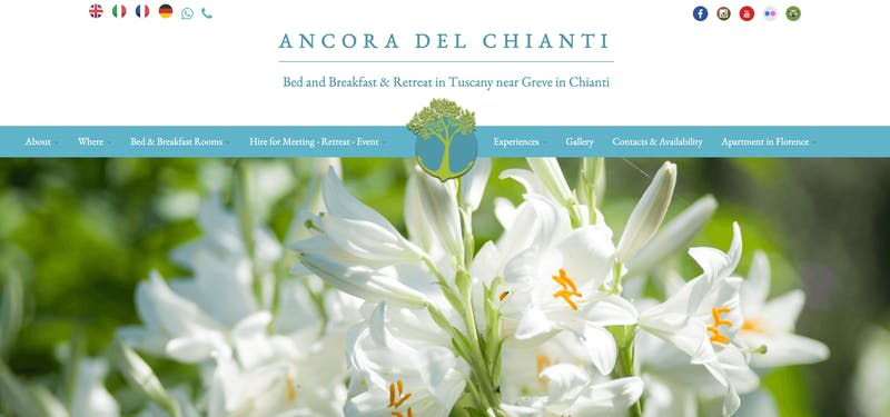 Ancora del Chianti Country B&B Tuscany Cooking Class