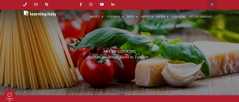Art of Cooking - Cooking Classes in Tuscany