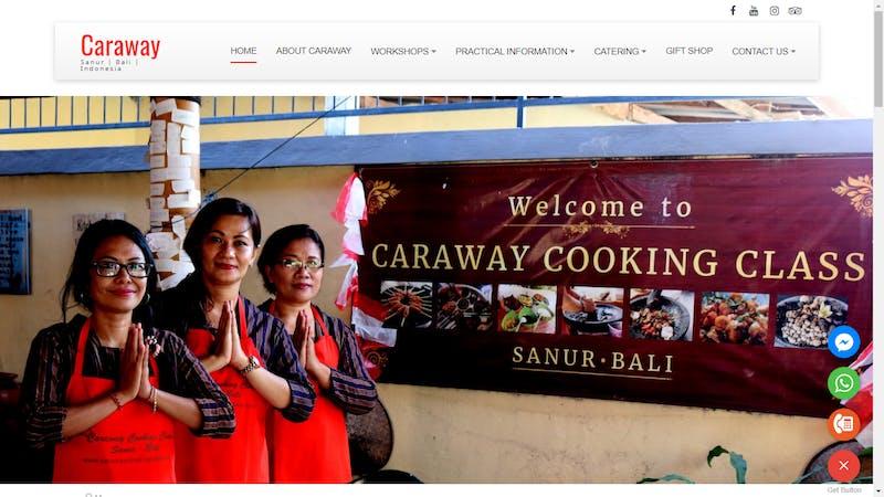 Caraway Cooking Class