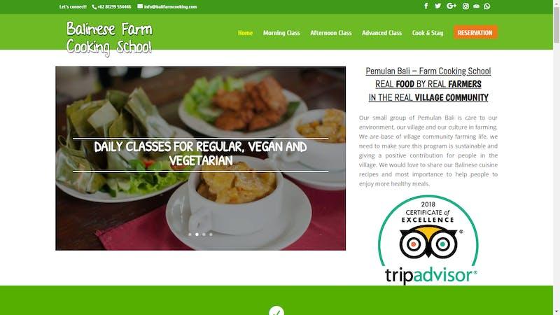 Pemulan Bali Farm Cooking School