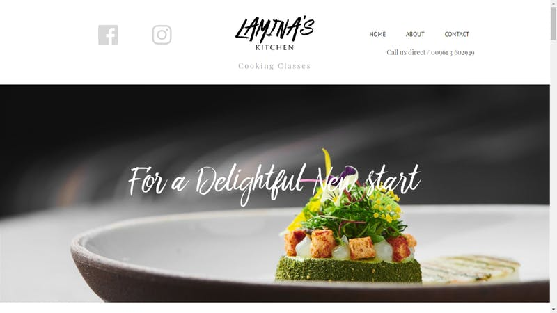 Lamina's Kitchen