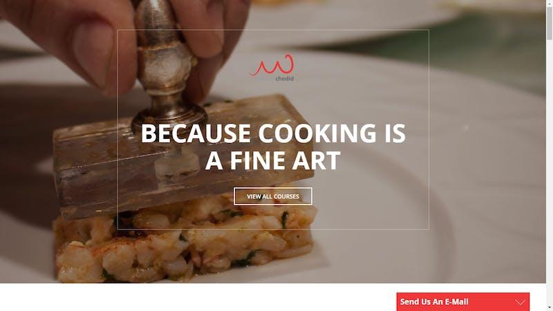 Maroun Chedid Cooking Academy