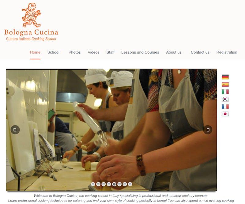 Bologna Cucina Cooking Class
