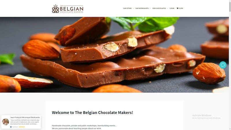 Belgian Chocolate Makers