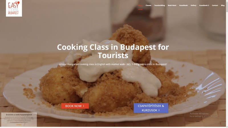 Easy Cooking Tourist Cooking