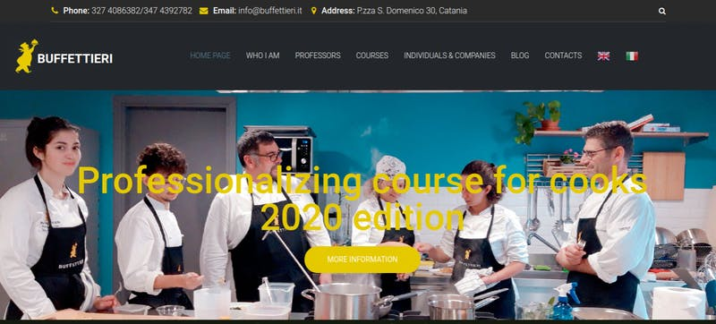 Buffettieri Cooking School