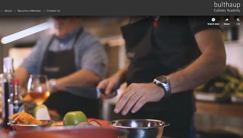 Bulthaup Culinary Academy
