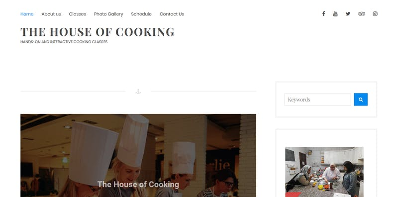 The House of Cooking