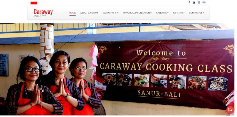 Caraways Cooking Class