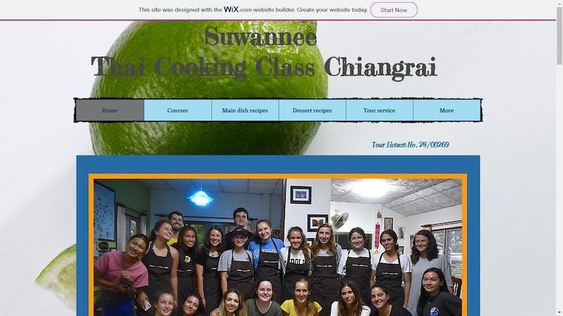 Suwanee Thai Cooking Class